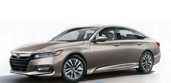 The 2019 Honda Accord