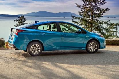 The 2019 Toyota Prius Prime