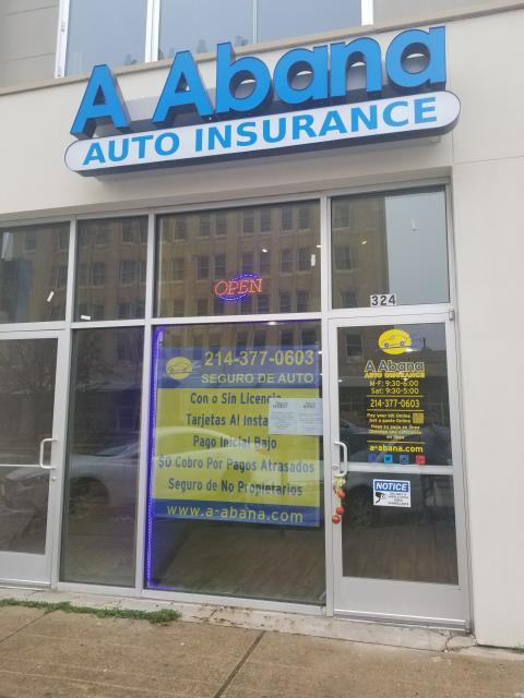 Dallas Car Insurance A Abana On Jefferson