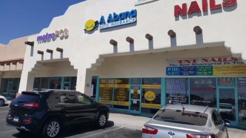 Las Vegas Auto Insurance @ A Abana on Jones